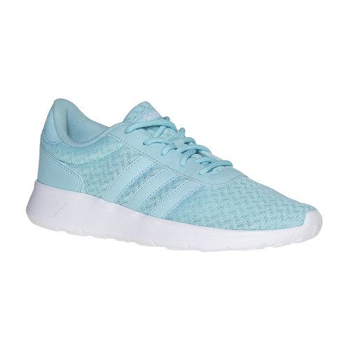 Sneakers blu da donna adidas, verde, 509-7735 - 13