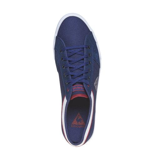 Sneakers blu da uomo le-coq-sportif, blu, 889-9222 - 19