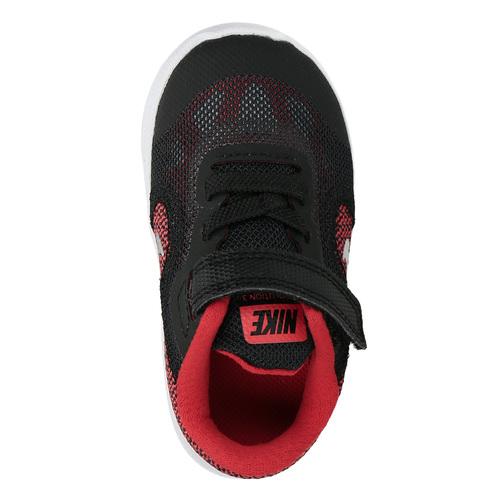 Sneakers sportive da bambino nike, nero, 109-5149 - 19