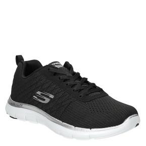 Sneakers con memory foam skechers, nero, 509-6965 - 13