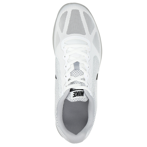 Sneakers bianche sportive da uomo nike, bianco, 809-1149 - 19