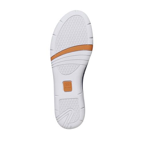 Slip-on in pelle da donna flexible, 514-0270 - 26