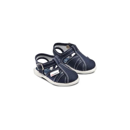 Sandali Superga superga, blu, 169-9142 - 16