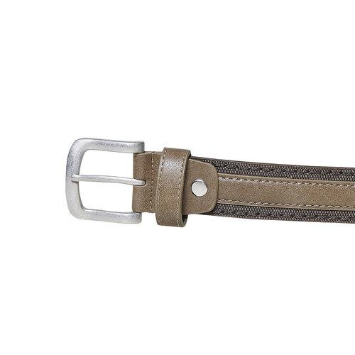 Cintura marrone da uomo bata, viola, 959-9284 - 26