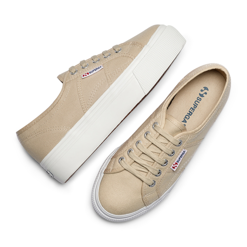 Superga 2790 Cotu Up & Down superga, beige, 589-3308 - 26