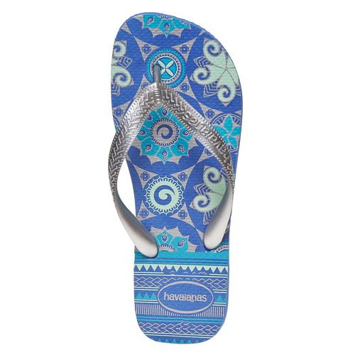 Infradito blu da donna havaianas, bianco, 572-1350 - 19