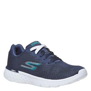Sneakers sportive da donna skechers, blu, 509-9964 - 13