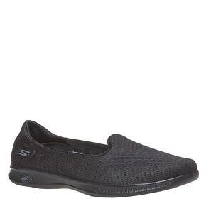 Slip-on nere da donna skechers, nero, 509-6966 - 13