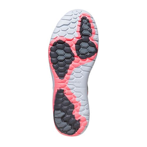 Sneakers sportive da donna nike, rosso, 509-5971 - 26