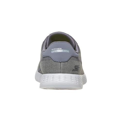 Sneakers da uomo skechers, grigio, 889-2234 - 17