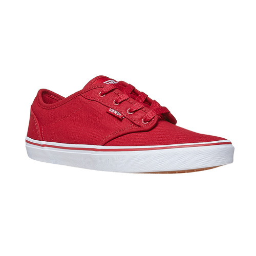 scarpe vans authentic rosse
