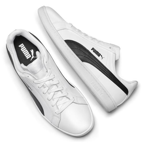 Sneakers Puma uomo puma, bianco, 801-1135 - 19