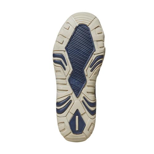 Sandali blu da bambino mini-b, blu, 361-9218 - 26