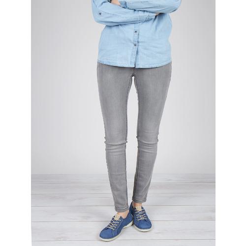 Sneakers di pelle weinbrenner, blu, 546-9238 - 18
