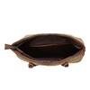 Borsetta in stile Shopper con tessuto a maglia bata, marrone, 969-8365 - 15