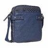 Borsa a tracolla blu bata, blu, 969-9366 - 13