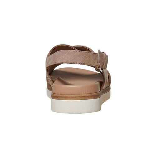 Sandali da donna con suola appariscente bata, 569-2436 - 17