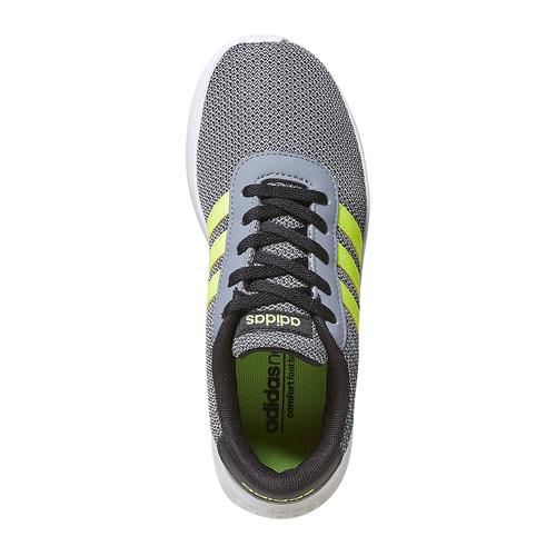 Sneakers sportive da bambino adidas, grigio, 309-2335 - 19