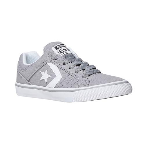 Sneakers grigie da bambino converse, grigio, 389-2259 - 13