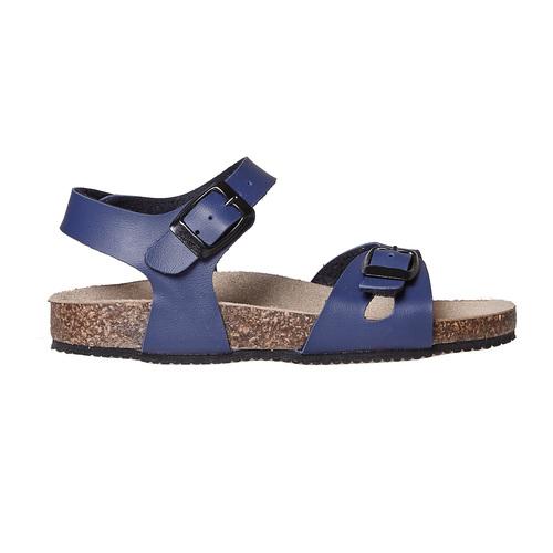 Sandali blu da bambina mini-b, blu, 361-9233 - 15