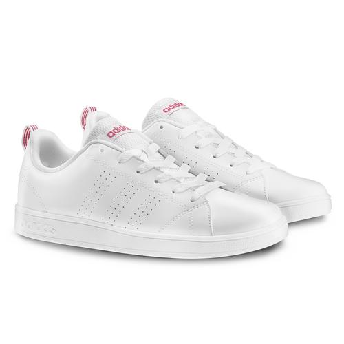 Adidas VS Advantage adidas, bianco, 401-5133 - 19