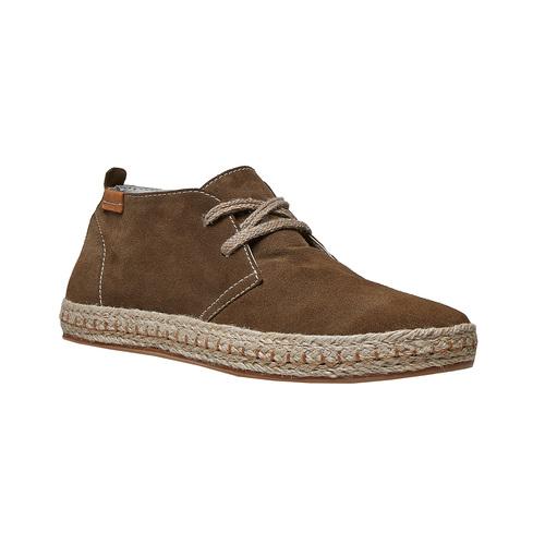 Desert Boots in pelle bata, verde, 853-7321 - 13