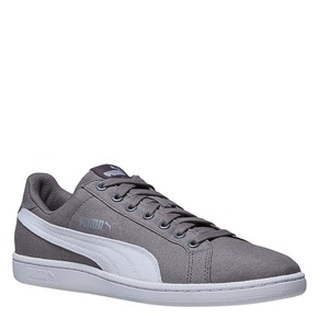 Sneakers grigie da uomo puma, grigio, 889-2220 - 13