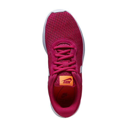 Sneakers rosse da donna nike, rosa, 509-5557 - 19