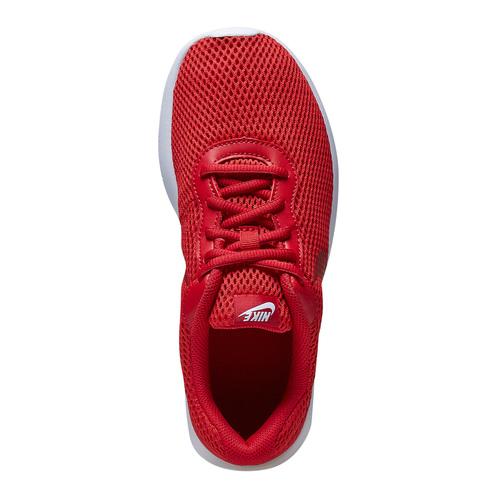 Sneakers rosse sportive nike, rosso, 409-5458 - 19