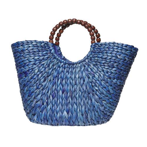 Borsetta blu da donna bata, viola, 969-9410 - 26