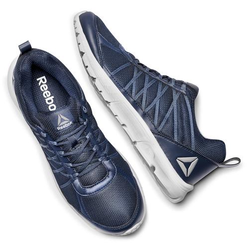 Sneakers blu Reebok reebok, blu, 809-9180 - 19