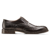 Stringate The Shoemaker uomo bata-the-shoemaker, marrone, 824-4185 - 26