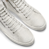 Sneakers alte bianche north-star, bianco, 841-1503 - 19