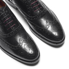Scarpe basse stringate bata-the-shoemaker, nero, 824-6593 - 19