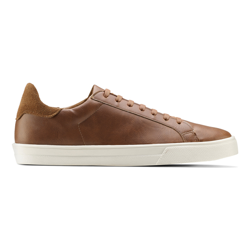 Sneakers uomo north-star, marrone, 841-4730 - 26