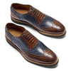 Stringate Oxford di pelle bata-the-shoemaker, marrone, 824-5215 - 19
