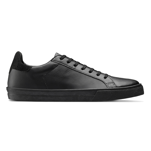 Sneakers nere da uomo north-star, nero, 841-6730 - 26
