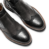Chelsea boots in pelle bata-the-shoemaker, nero, 894-6735 - 19