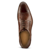 Derby da uomo in pelle bata-the-shoemaker, marrone, 824-4184 - 15
