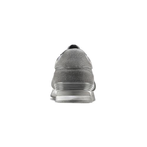 Sneakers North Star uomo north-star, grigio, 849-2732 - 16
