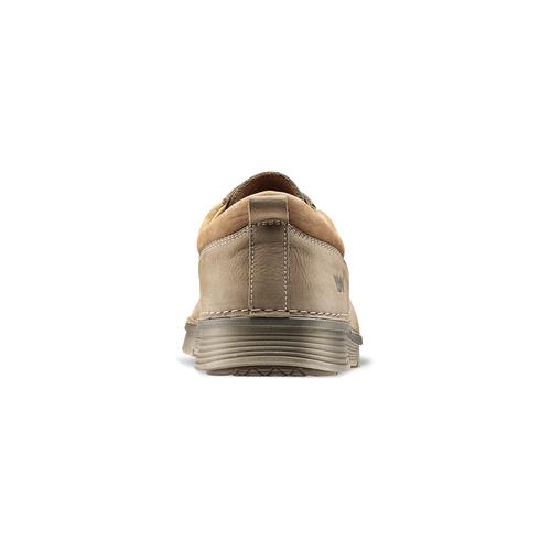 Scarpe casual da uomo weinbrenner, beige, 846-8436 - 16