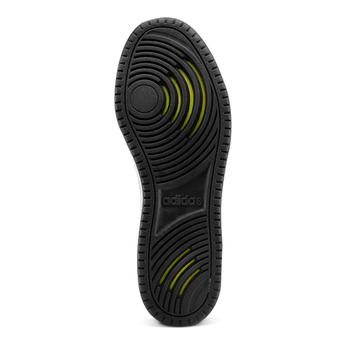 Sneakers alte Adidas da uomo adidas, nero, 801-6213 - 17