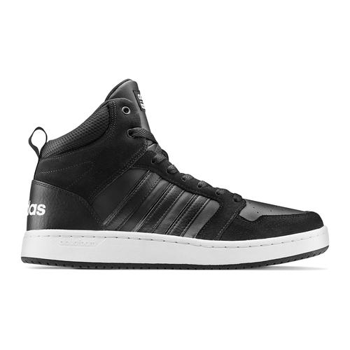 Sneakers alte Adidas da uomo adidas, nero, 801-6213 - 26