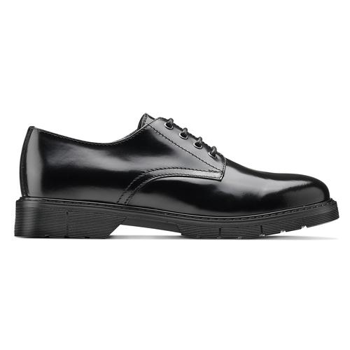 Scarpe stringate da uomo bata, nero, 824-6144 - 26