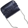 Mini bag a tracolla bata, blu, 969-9176 - 17