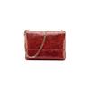 Borsetta rossa in pelle bata, rosso, 964-5539 - 26