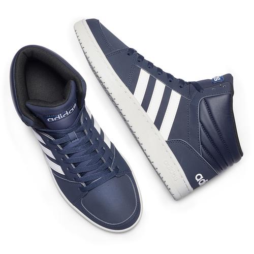 Sneakers alte Adidas da uomo adidas, blu, 801-9211 - 19