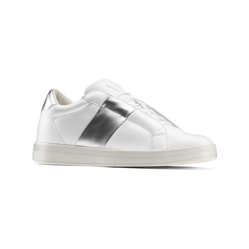 Sneakers donna Atletico bata, bianco, 541-1331 - 13