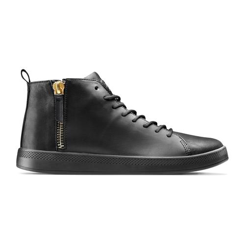 Sneakers alte Atletico bata, nero, 541-6338 - 26