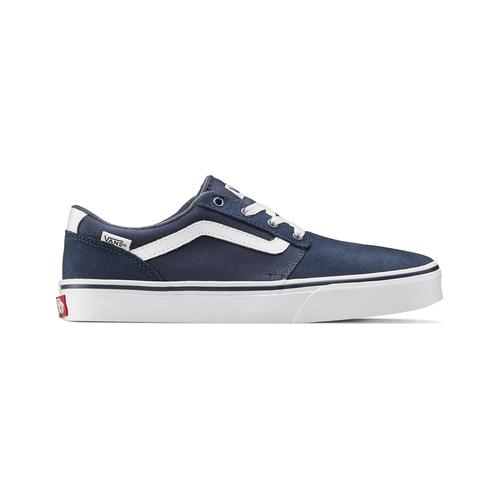 Scarpe Vans da ragazzi vans, blu, 403-9100 - 26
